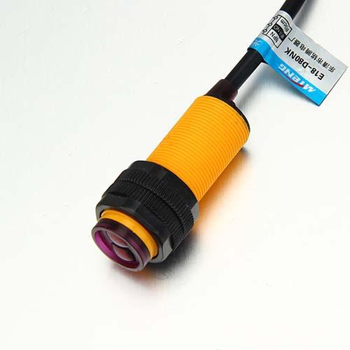 Cảm biến vật cản hồng ngoại E18-D10NK