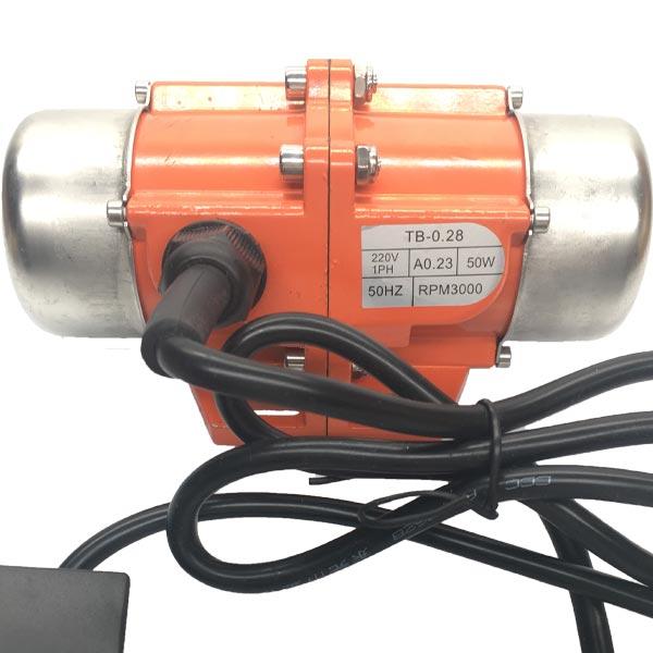 Động cơ rung mini AC – 220V (motor – đầm)