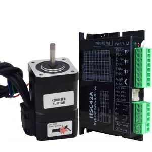 Hybrid servo 42HS48SE có Encoder & Driver HSC42A