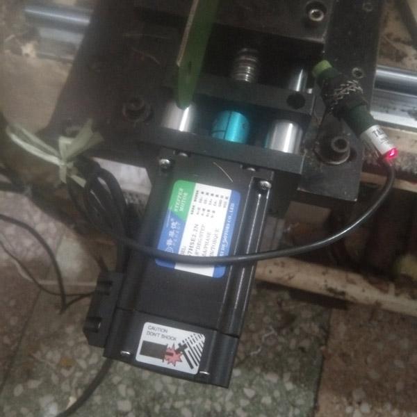 ứng dụng động cơ hybrid servo
