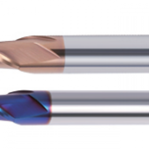 Dao phay cầu 2 me( Two flutes ball nose end mills)