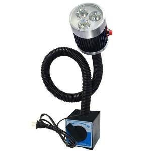 Đèn LED máy gia công phay – tiện đế từ (Chống thấm nước)