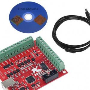 Mạch điều khiển CNC 4 trục Mach3 USB