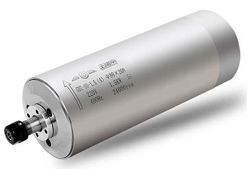 Spindle 0.8kW – 5.5kW   Củ đục CNC gỗ (Động cơ trục chính)