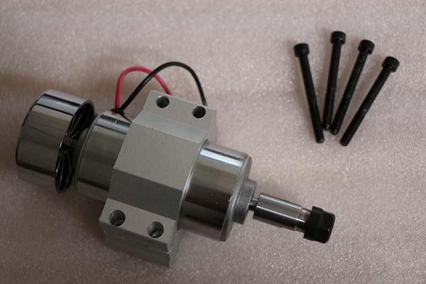 Spindle 300W máy khắc CNC (động cơ DC)