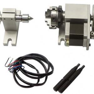 Bộ linh kiện trục 4 máy CNC mini (trục xoay)