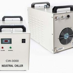 Máy làm lạnh Chiller – Tản nhiệt nước cho máy móc