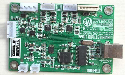 Mainboard M-6C6879 điều khiểu máy khắc Laser CO2