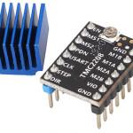 Driver TMC2208 V1.2 điều khiển động cơ bước