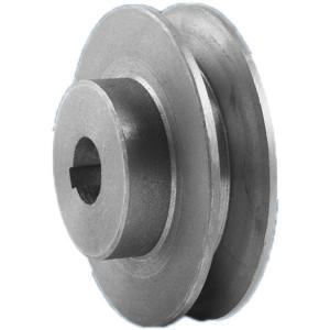 Puly 1 rãnh (pulley) – Bánh đai thang (Rãnh dây curua A,B)