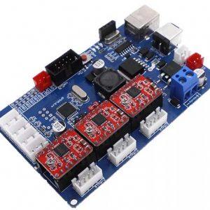 mạch điều khiển cnc mini 3 trục