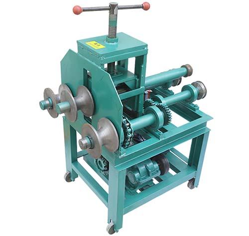 máy uốn ống động cơ điện