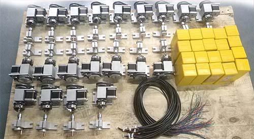 Trục xoay máy cnc mini