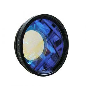 lens máy khắc laser fiber