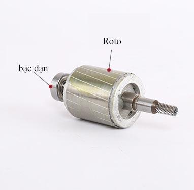rotor động cơ